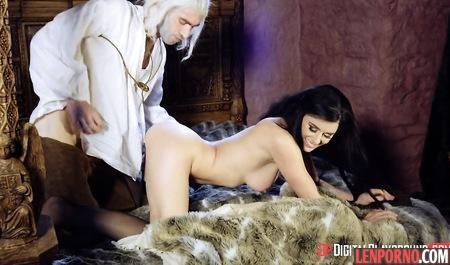 Ведьмак порно породия